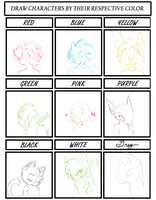 Color Meme by AttackTheMap