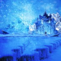 Ice Kingdom Premade Background by VIRGOLINEDANCER1