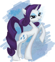 Rarity by Rariedash
