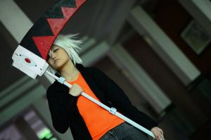 Soul Eater Evans by Sixteenation