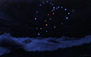 A New Constellation (Sandy Hook Tribute) by dblasphemy