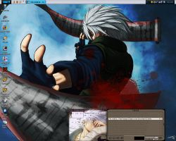 Kakashi Themed addiction by rielle