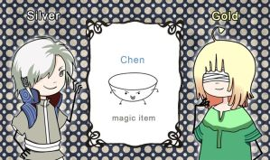 Magic Item by Aileen-sama