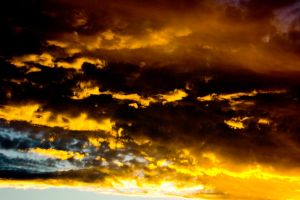 Sunset 25 May by StellaPhotos