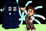 Mario Doctor Who by Monkeygal12345