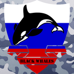Black Whales clan avatar Russia by Molran