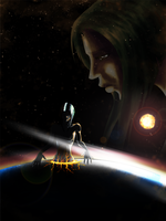 Humanity and Earth - no text by Nobiax