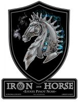 Iron Horse Label Design 1 by cheshirecat333