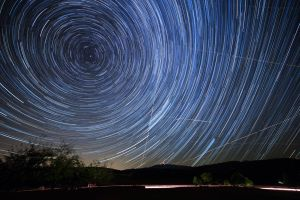 Startrails Liel by fti7