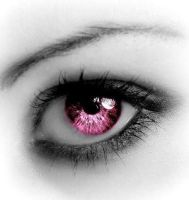 Eye of Pink by deathnote1010