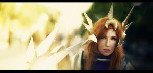 Leona League Of Legends Cosplay by LauraCraftCosplay