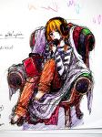 Ren on a chair by demitasse-lover