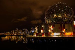 Science World at Night 01 by insomniac199