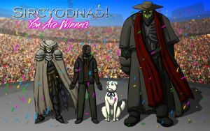 Sircyodnad You Are Winner by PhiTuS