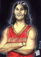 Luis Scola PSC by Chris Foreman by chris-foreman