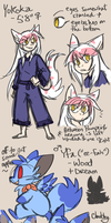 YQ concepts part 2 by ClefdeSoll