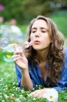 Bubble portrait #2 - Sandrine by Seb-Photos