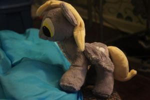 Derpy Plush TRADE by LordBoop