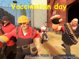 Vaccination Day by LordBorok