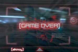 game over by Alkinoy