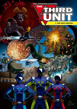 the Thir Unit cover by alexfemenias