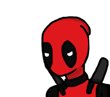 Deadpool by PowBunny