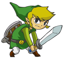 Link by TheHiddenWizard