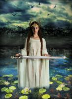 Lady Of The Lake by JadaCollectibles