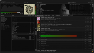 Foobar Theme - EV01 WIP by EvolveVisual