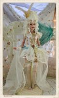 CAPUCINE  ROCOCO BALL JOINTED DOLL by SutherlandArt
