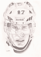Sidney Crosby by cfw11mmbs