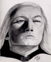 Lucius Malfoy by FalconStorm