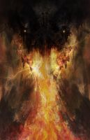 INCINERATE by olulo