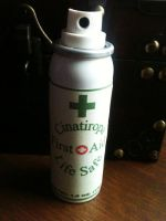 Resident Evil First Aid Spray by Coley-Lew