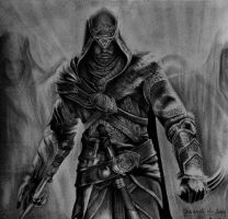 Assassin's Creed - Ezio by Yoet