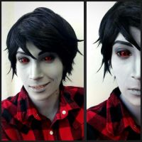 Adventure Time: Marshall Lee - Suave by Yonejiro