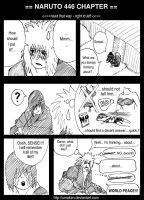 Naruto 446: sensei's words. by Umaken