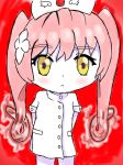 Ebola-chan fanart again for KYM by thewickedrainbow