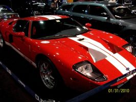 Ford GT by Jonny683
