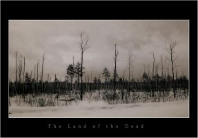 The Land of the Dead by Tirita