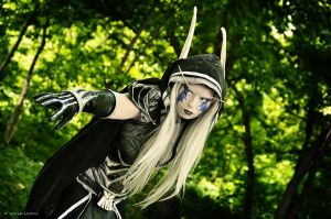 Lady Sylvanas by horoabe