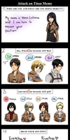Attack on Titan MEME by Vhenyfire
