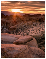 Alabama Hills - First Light by DMMDesign