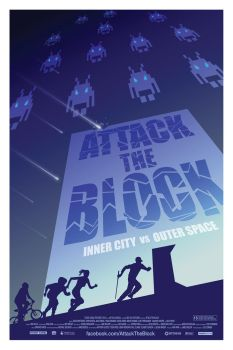 Attack the Block by OllieBoyd