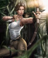 Tomb Raider Contest Entry by Rproaudio