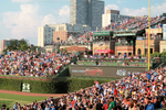 Chicago's Wrigley Field by JJPoatree