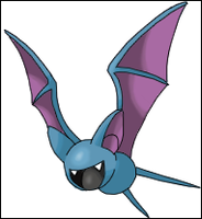 Zubat by Speedialga
