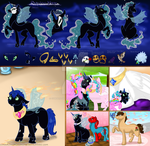 TearyIris |Phantom Moon| DTA Tryout by Cynderthedragon5768