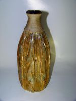Tall Carved Vase by RenaissanceMan1