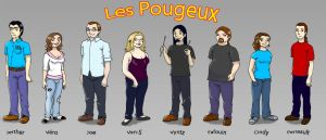 les pougeux by Swindy
